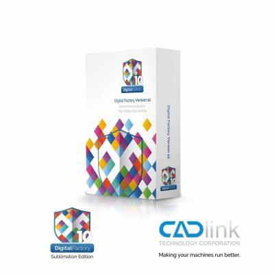 Digital Factory v10 - Sublimation Edition - CADLink