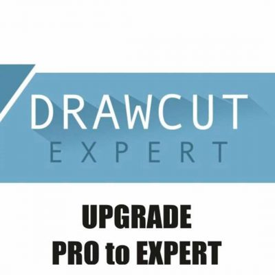 DrawCut Upgrade PRO to EXPERT