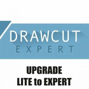DrawCut - Upgrade LITE to EXPERT