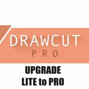 Drawcut PRO - Upgrade LITE to PRO