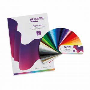 Färgkarta - M7 (folder) - Metamark