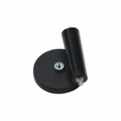 Montagemagnet med handtag - Stark - Svart - Tools-U-Need