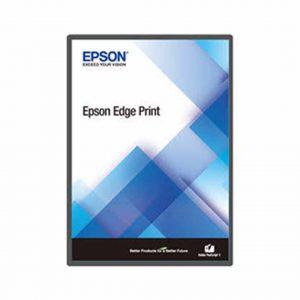 Programvara - Edge Print RIP - Epson
