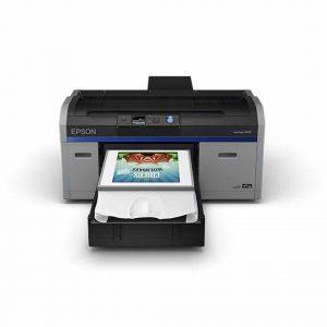 DTG Textilprinter - SURECOLOR SC-F2100 (4C) - Epson