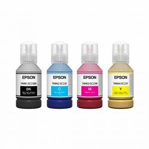 Sublimeringsfärg till SC-F100 / SC-F500 - 140 ml - Epson