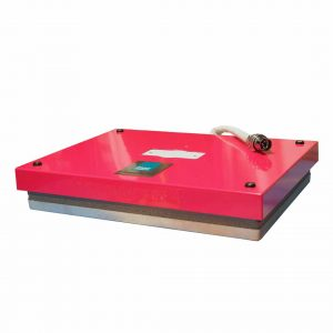 Utbytes Bas- & Värmeplatta till HappyPress 4 - Rosa