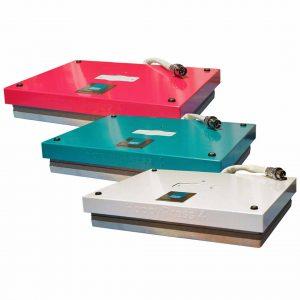 Utbytes Bas- & Värmeplatta till HappyPress 4 - 3 olika färger
