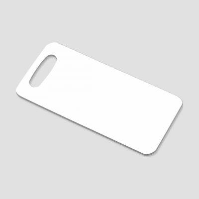 Bagagetag för sublimering - Rektangel - 2-sidig - Plast - Unisub