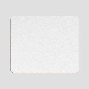 Bordsunderlägg för sublimering - HDF - Vit/texturerad - Unisub