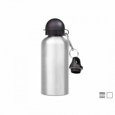 Vattenflaska för sublimering - Silver - 500 ml - Technotape