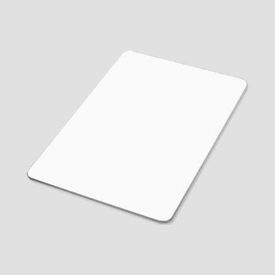 Magnet för sublimering - Rektangel - Aluminium - Unisub