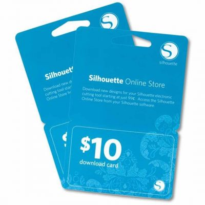 Download card - Silhouette Online Store