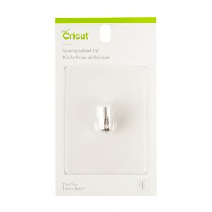 Cricut Scoring Wheel Tip- Bigningsverktyg för QuickSwap-hylsan, passar Cricut Maker-serien